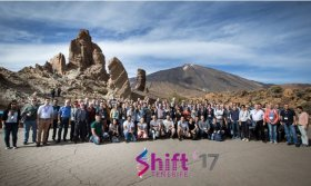 Conference picture SHIFT2017